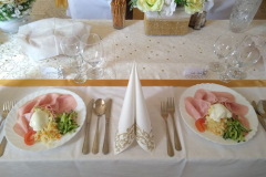 Reštaurácia Rozkvet Snina - svadobný deň